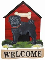 Dog House Welcome Signs