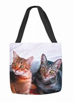 Paws and Whiskers Totes