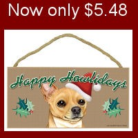 Happy Howliday Signs