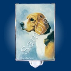 Beagle Night Light