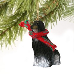 Afghan Christmas Ornament