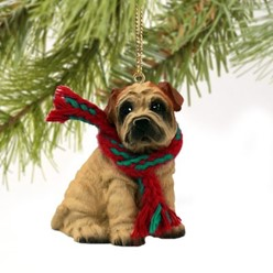 Shar-Pei Christmas Ornament