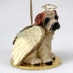 Shar-Pei Angel Ornament
