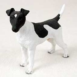 Fox Terrier Smooth Figurine