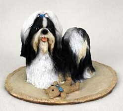 Shih Tzu My Dog Figurine