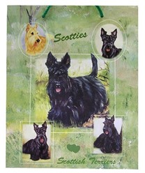 Scottish Terrier Gift Bag