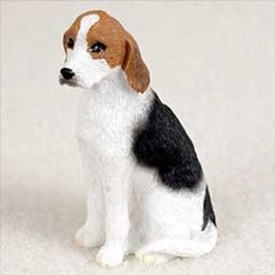 American Foxhound Tiny One Figurine
