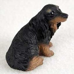Dachshund Tiny One Dog Figurine