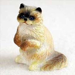Ragdoll Cat Tiny One Figurine