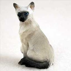 Siamese Tiny One Figurine
