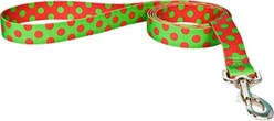 Holiday Polka Dot Leash