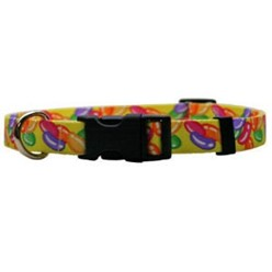 Jelly Bean Easter Collar, Made in the USA