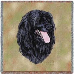 Portuguese Water Dog Throw
