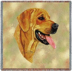 Rhodesian Ridgeback Throw