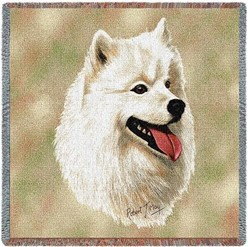 Samoyed Throw