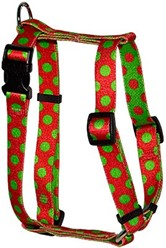 Holiday Polka Dot Harness
