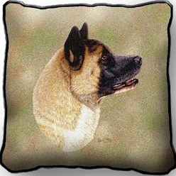 Akita Pillow, Made in the USA