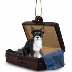 Chihuahua Traveling Companion Ornament