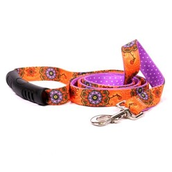 Uptown Folk Flowers Leash