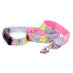 Uptown Flower Power Leash