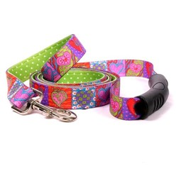 Uptown Crazy Hearts Leash
