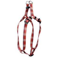 Tartan Step-In Harness