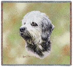 Dandie Dinmont Throw