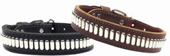Comet Leather Collar, Made in the USA
