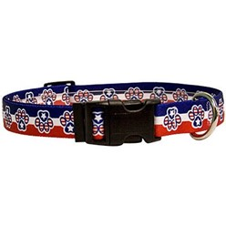 Patriotic Paws Collar