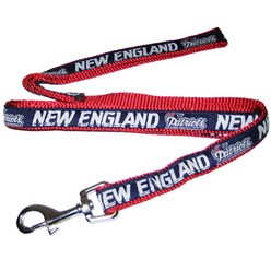 New England Patriots NFL Dog Lead