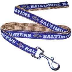 Baltimore Ravens NFL Dog Lead