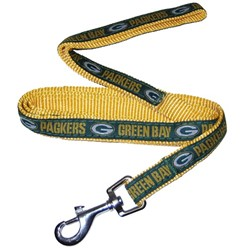 Green Bay Packers NFL Dog Lead