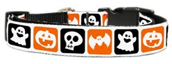 Classic Halloween Pet Collar