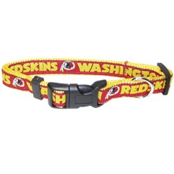 Washington Redskins NFL Pet Collar