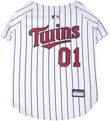 Minnesota Twins Pet Baseball Jersey