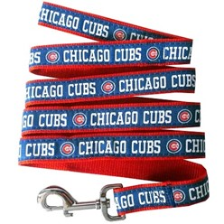 Chicago Cubs MLB Dog Lead
