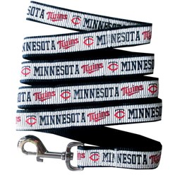 Minnesota Twins MLB Dog Lead