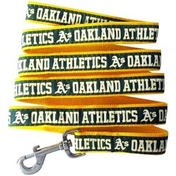Oakland A's MLB Dog Lead
