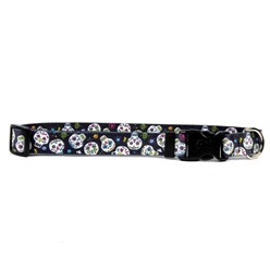 Sugar Skulls Black Collar