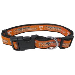 University of Tennessee Volunteers NCAA Dog Collar