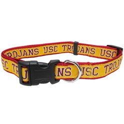 University of Southern California Trojans NCAA Dog Collar