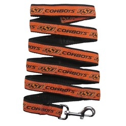 Oklahoma State University Cowboys NCAA Dog Leash