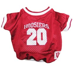 Indiana University Hoosiers Pet Football Jersey