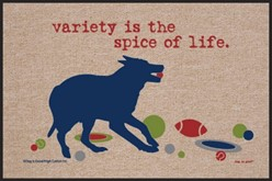 Variety Spice of Life Mat