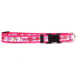 Be My Valentine Collar, Made in the USA