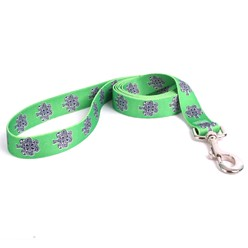 Knotted Shamrock Leash