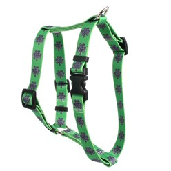 Knotted Shamrock Harness