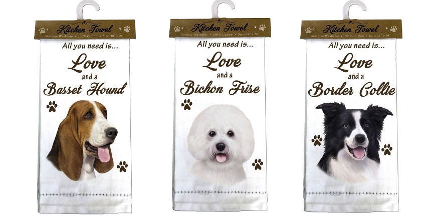 Dog Breed Window Decals
