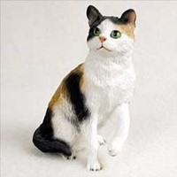 Cat Breed Figurines
