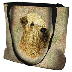 Dog Breed Tapestry Tote Bags